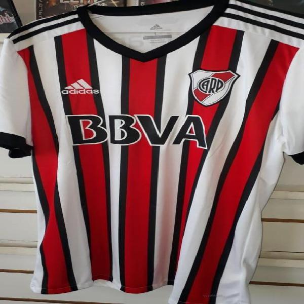 Camiseta river tricolor 2017 nueva y original l