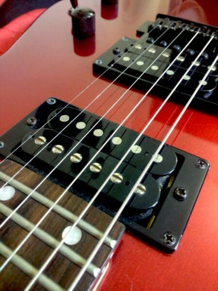 Guitarra eléctrica dean xmt pedal chorus de regalo