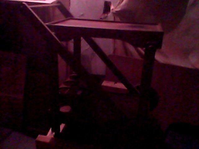 Mesa auxiliar(carrito/ bar liquido!