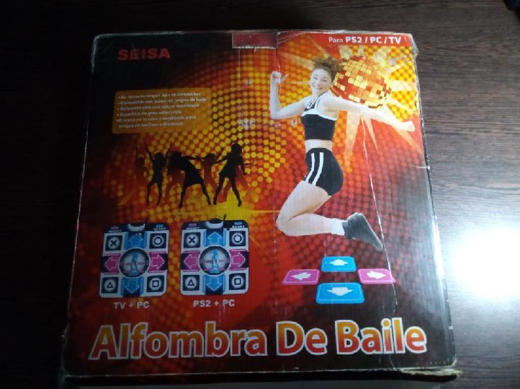 Alfombra Baile para Ps2 con Juego