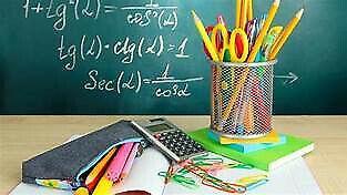 Clases particulares de química, matemática, física,