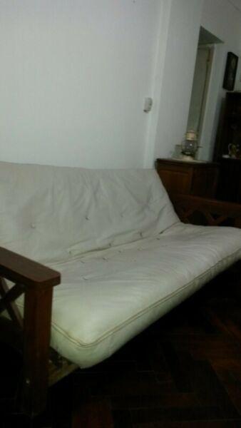 Dos futones al precio de medio ideal carpintero