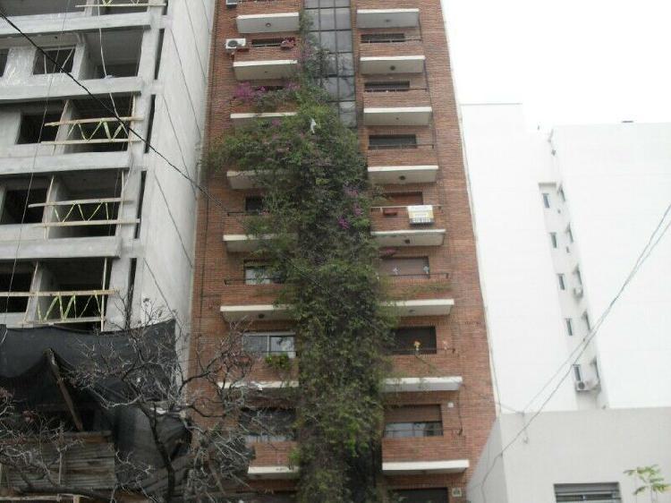 12/44) depto fte centrico (1) dorm c/balcon... ($ 8.500).-