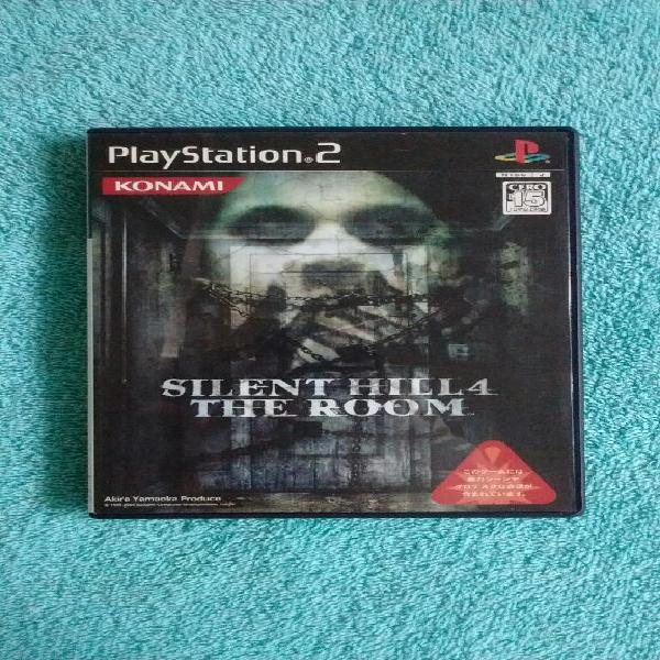 Juegos ps2 silent hill 4 the room