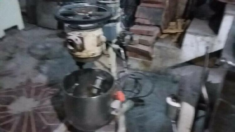 Maquina de pastas frescas industriales
