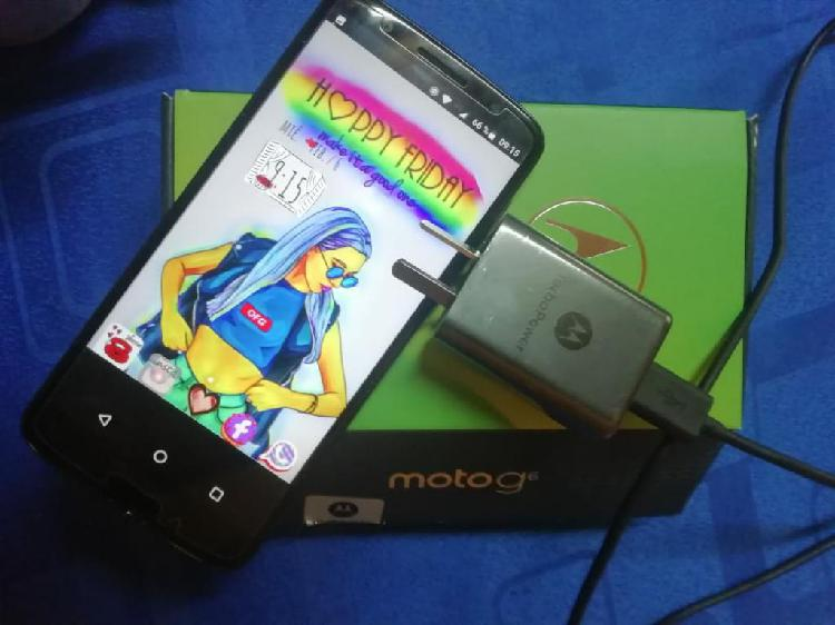 Moto g6 y huawei p smart