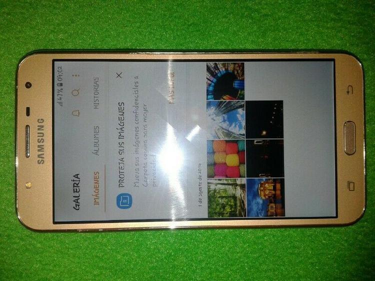 Samsung *j7 neo 2018*color dorado liberado impecable estado