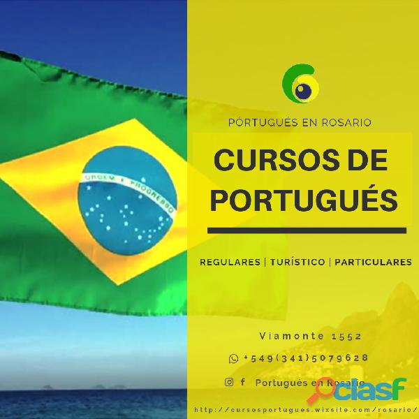 Cursos de portugués en rosario