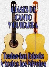 Canto,guitarra