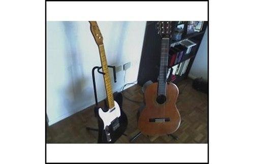 Clases de guitarra en villa gesell