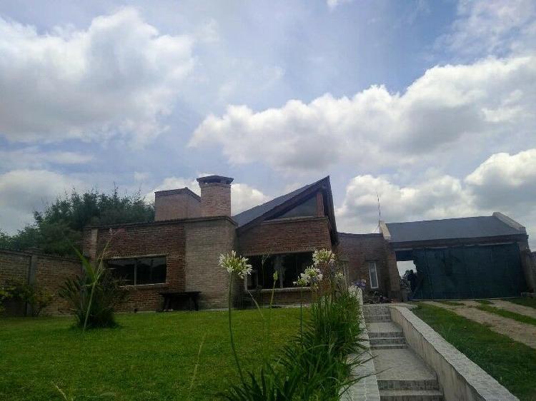 Se alquila casa quinta completa para 10 personas.(disponible