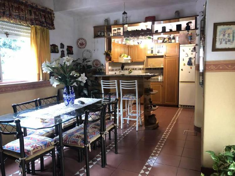 Casa lote propio 4 ambientes, pato, terraza habitación en