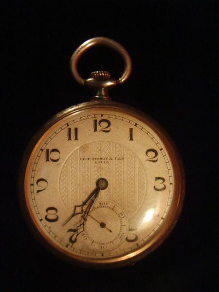 c353a0920476 Antiguo reloj tissot   ANUNCIOS Junio