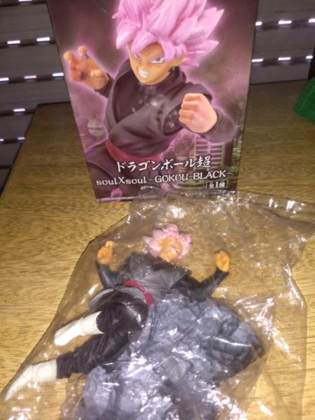 Goku black coleccionable
