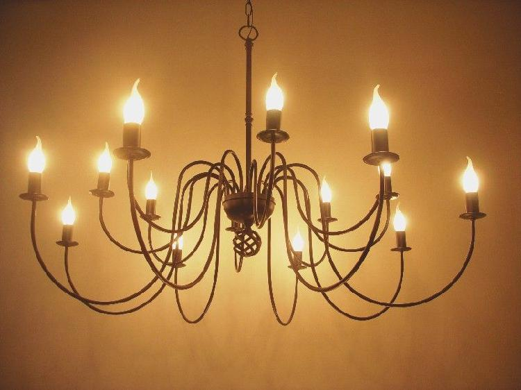 Iluminacion led, colgantes, arañas, apliques,