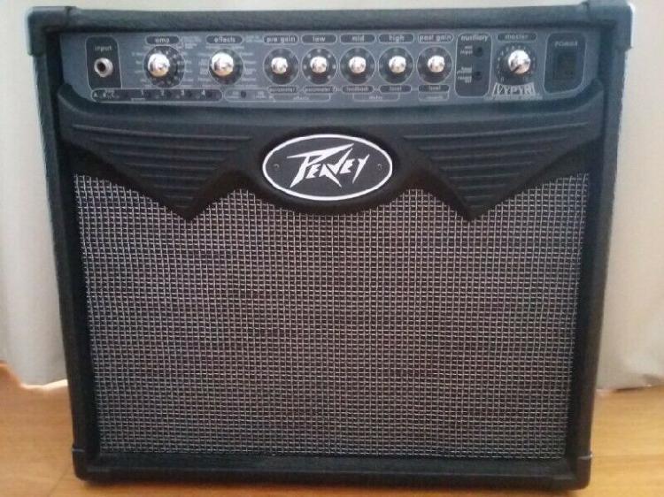 Amplificador peavey vypyr 15 watts