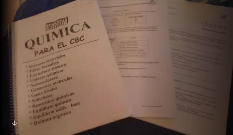Apuntes y ejercicios química uba21