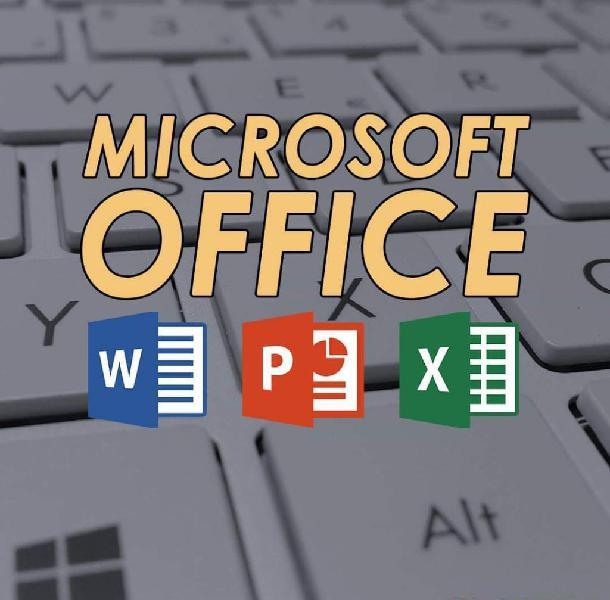 Clases particulares de pc office windows internet