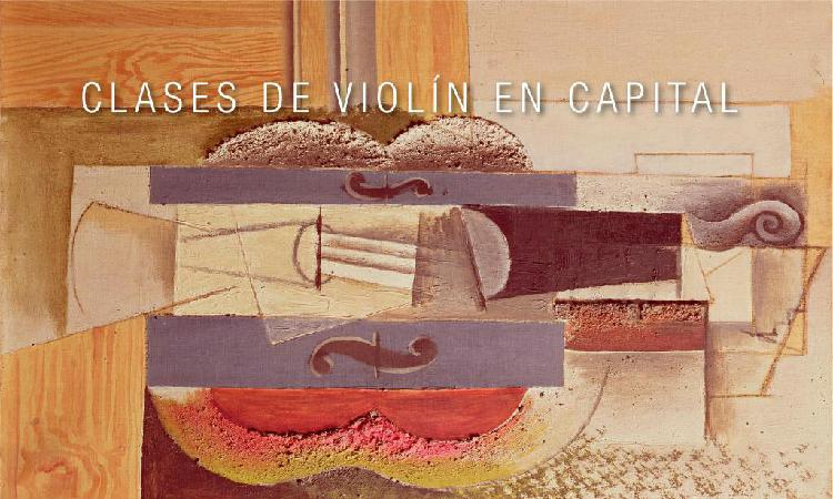 Clases de violin capital federal