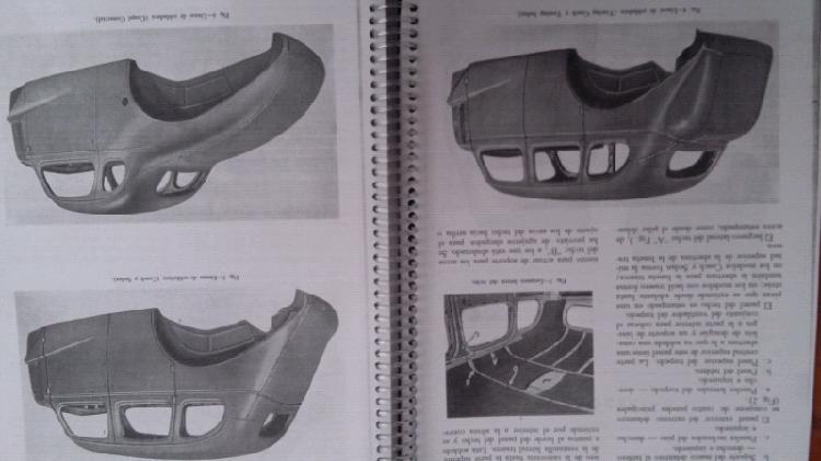 Manuales de taller & despiece chevrolet 1937*38 edito gm **
