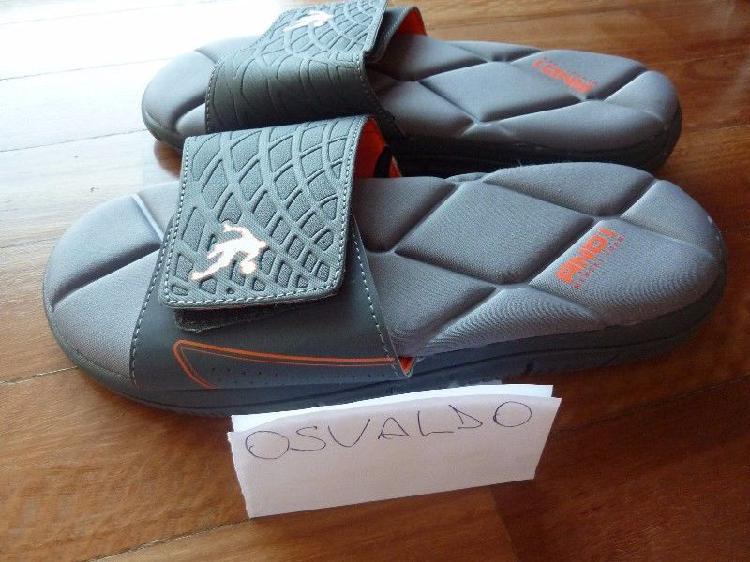 Ojotas sandalias and1 memory foam basketball jordan us11