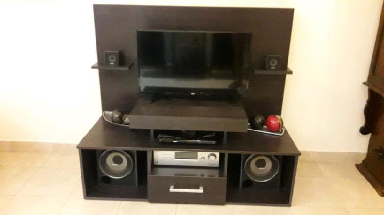Rack tv led - mueble para tv