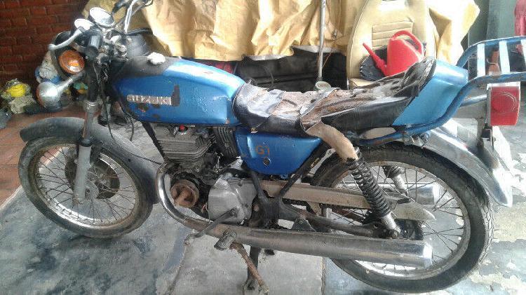 Repuestos de moto suzuki gt 185 bicilindrica