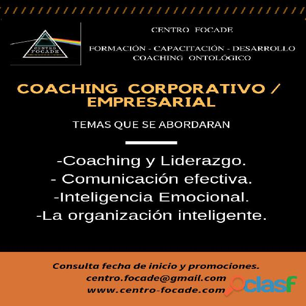 Coaching corporativo / empresarial