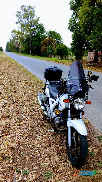 Honda twister 2014 exelente