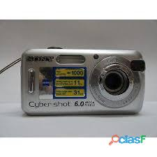 Camara Sony Digital Dsc s600 (no Funciona)