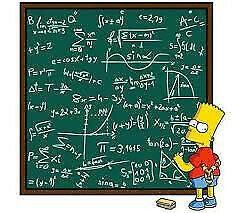 Clases particulares de química, matemática, física, otras