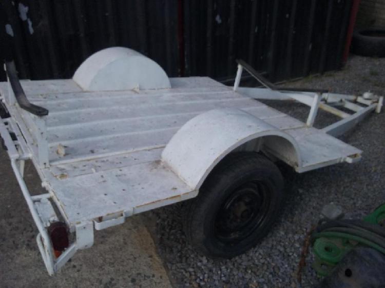 Carro trailer kayak cuatri moto