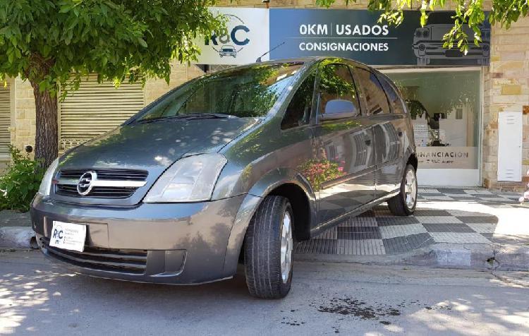 Chevrolet meriva gl 1.7d ´04 buen estado motor nuevo