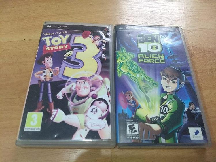 Promo!!! juegos psp originales