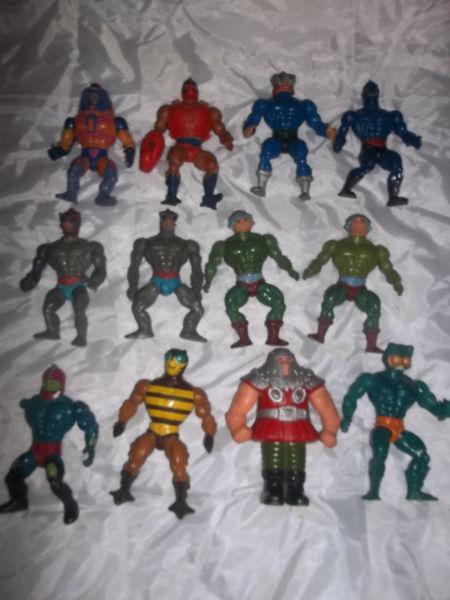 Muñecos de heman
