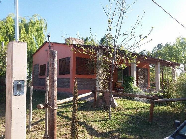 Gromero propiedades vende casa fondo de comercio cabaña en