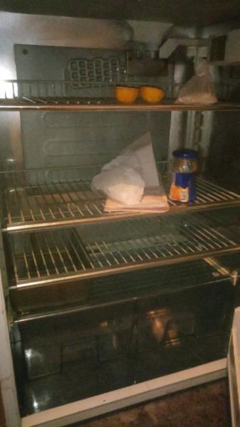 Heladera con freezer philco cuatro estrellas usada esta