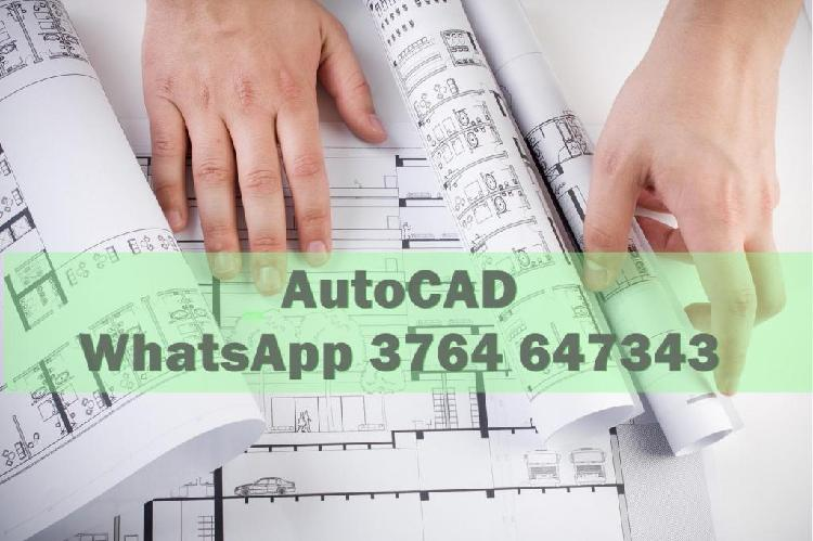 Autocad clases particulares 3764 647343