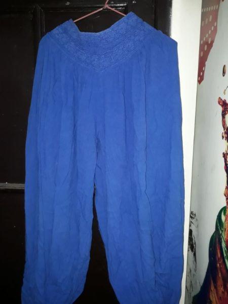 Babucha pantalon mujer