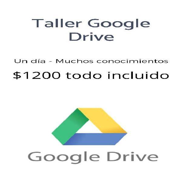 Curso de computación google drive