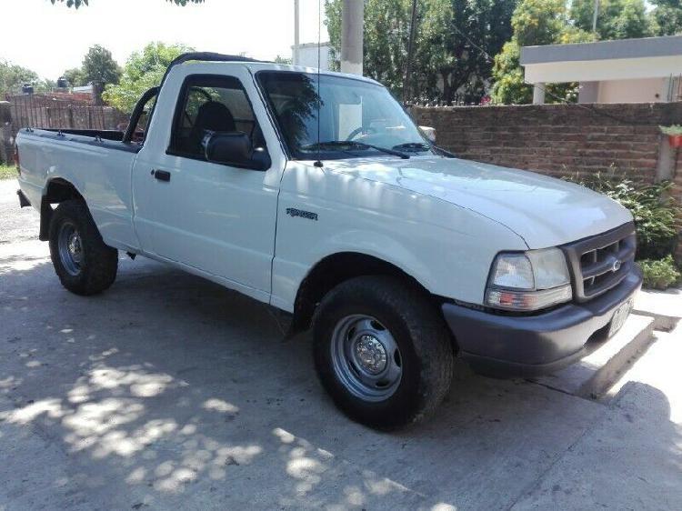 Ford ranger 2004 recibo menor