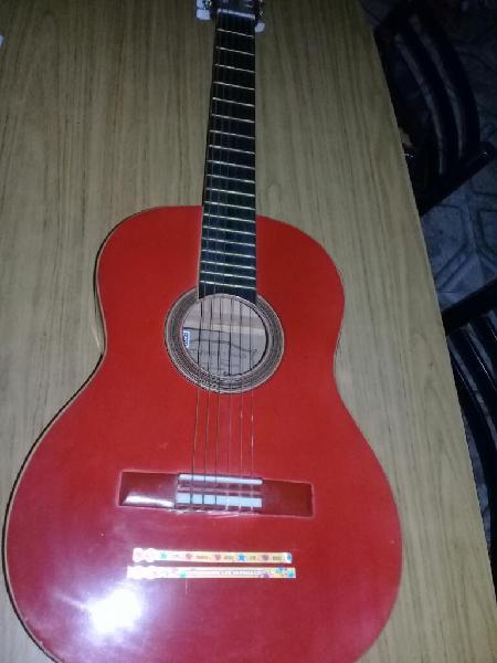 Guitarra clásica estudio superior