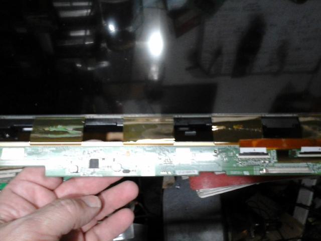 Lcd led tv con sonido sin imagen repuestos varias marcas y