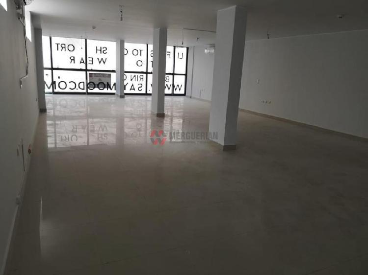 Oficina externa en alquiler larrañaga 59 nueva cordoba 120