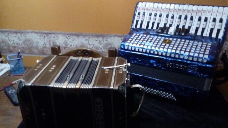 Clases de bandoneon y acordeon nuevo sistema facil sin
