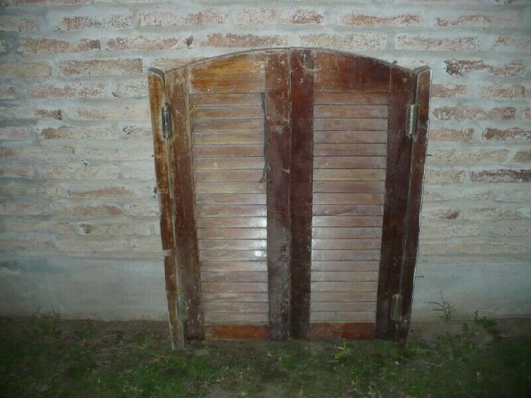 Aberturas puertas placas anuncios junio clasf - Puertas usadas de madera ...