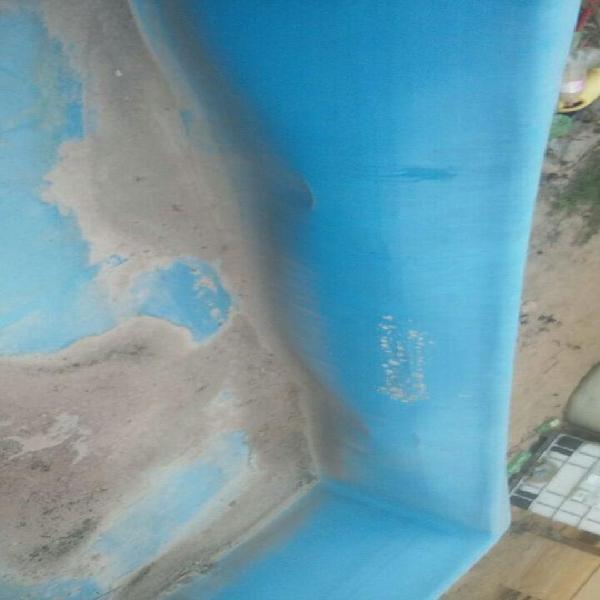 Oportunidad. piscina de fibra