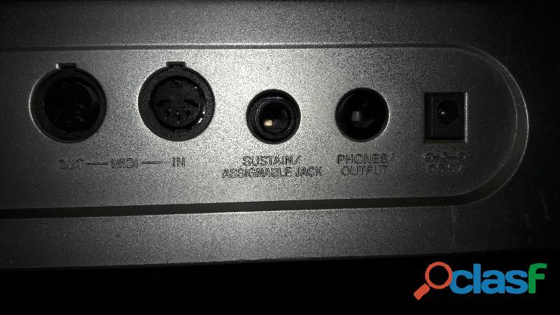 Teclado casio ctk900