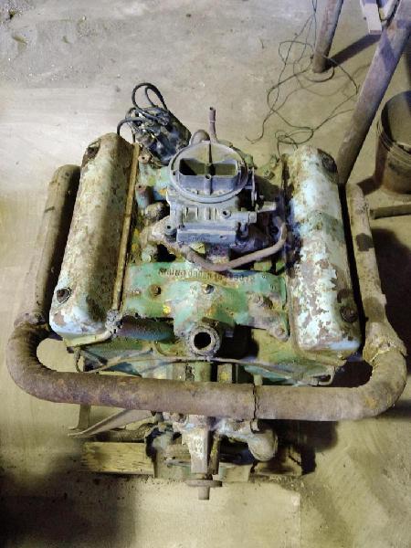 Vendo motor ford v8