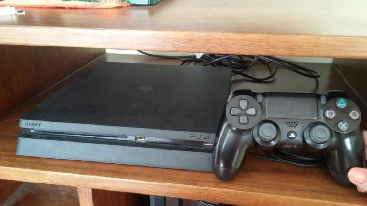 Ps4 slim 1tb impecable